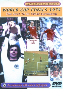 The 1974 World Cup Finals - The Last 16 in West Germany, DVD DVD