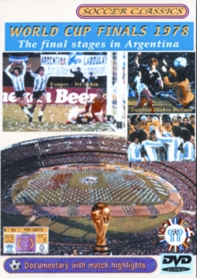 The 1978 World Cup Finals - The Final Stages in Argentina, DVD DVD