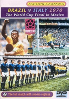 The 1970 World Cup Final - Brazil Vs Italy, DVD DVD