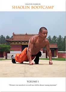 Shaolin Warrior: Shaolin Bootcamp - Volume 1, DVD  DVD