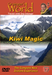 Kiwi Magic - The Complete New Zealand Experience, DVD  DVD