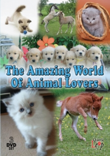 Amazing World of Animal Lovers, DVD  DVD