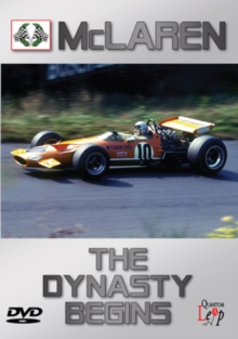 McLaren - The Dynasty Begins, DVD  DVD