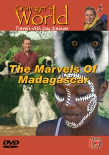 The Marvels of Madagascar, DVD DVD