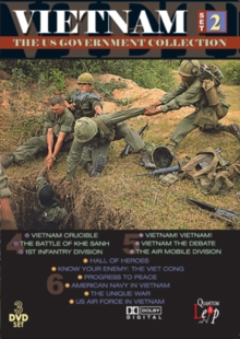 Vietnam - The US Government Collection: Volumes 4-6, DVD  DVD
