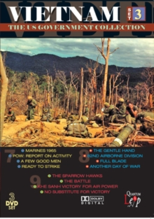 Vietnam - The US Government Collection: Volumes 7-9, DVD  DVD