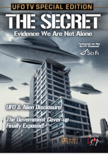 The Secret - Evidence We Are Not Alone, DVD DVD