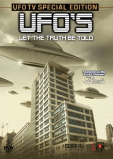 UFOs - Let the Truth Be Told, DVD  DVD