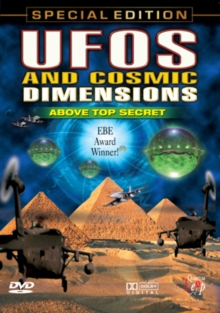 UFOs and Cosmic Dimensions: Above Top Secret, DVD  DVD