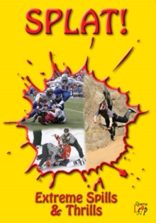 Splat! - Extreme Spills and Thrills, DVD  DVD