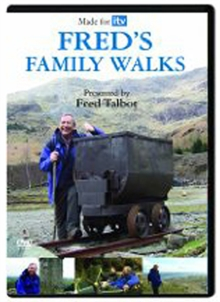 Fred's Family Walks, DVD  DVD