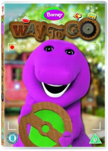 Barney: Way to Go, DVD  DVD