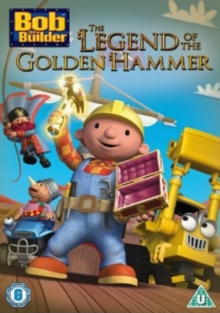Bob the Builder: The Legend of the Golden Hammer, DVD  DVD