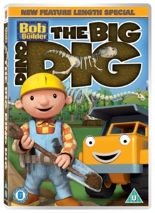 Bob the Builder: The Big Dino Dig, DVD  DVD