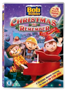 Bob the Builder: A Christmas to Remember, DVD  DVD