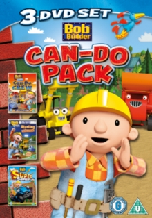 Bob the Builder: Can-do Pack, DVD  DVD