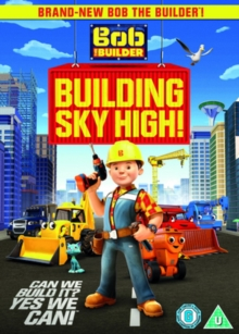 Bob the Builder: Building Sky High!, DVD DVD