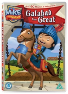 Mike the Knight: Galahad the Great, DVD  DVD