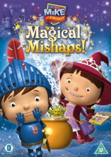 Mike the Knight: Magical Mishaps, DVD  DVD