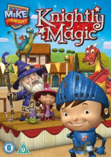 Mike the Knight: Knightly Magic, DVD  DVD