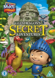 Mike the Knight: Glendragon's Secret Adventures, DVD  DVD