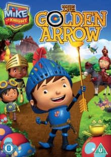 Mike the Knight: The Golden Arrow, DVD DVD