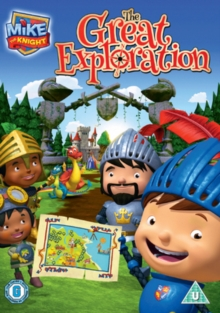 Mike the Knight: The Great Exploration, DVD DVD