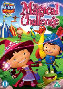 Mike the Knight: The Magical Challenge, DVD DVD