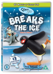 Pingu: Series 3 - Volume 1 - Pingu Breaks the Ice, DVD  DVD