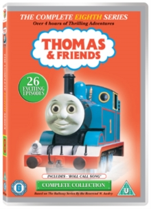 Thomas the Tank Engine and Friends: The Complete Eighth Series, DVD  DVD