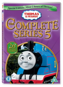 Thomas & Friends: The Complete Series 5, DVD DVD