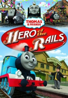 Thomas & Friends: Hero of the Rails, DVD DVD