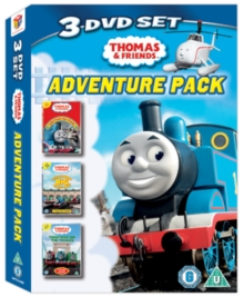 Thomas the Tank Engine and Friends: Triple Pack, DVD  DVD
