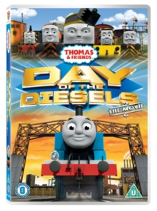 Thomas the Tank Engine and Friends: Day of the Diesels - Movie, DVD  DVD