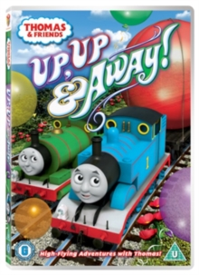 Thomas & Friends: Up, Up and Away, DVD DVD