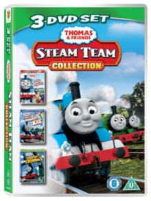 Thomas the Tank Engine and Friends: Steam Team Collection, DVD  DVD