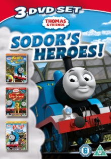 Thomas & Friends: Sodor's Heroes, DVD DVD