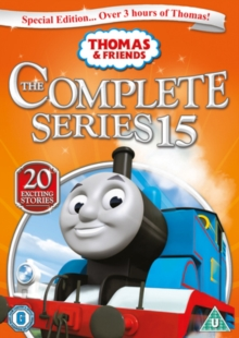 Thomas & Friends: The Complete Series 15, DVD DVD