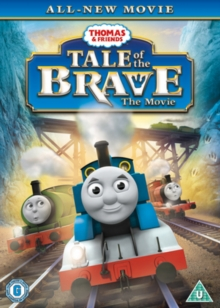 Thomas & Friends: Tale of the Brave, DVD DVD