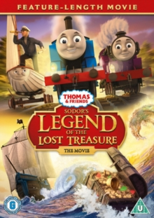 Thomas the Tank Engine and Friends: Sodor's Legend of the Lost..., DVD  DVD
