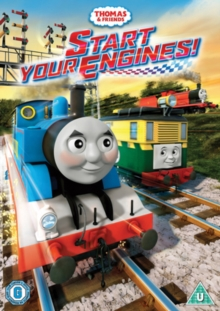 Thomas the Tank Engine and Friends: Start Your Engines, DVD DVD