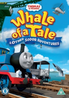 Thomas & Friends: Whale of a Tale & Other Sodor Adventures, DVD DVD