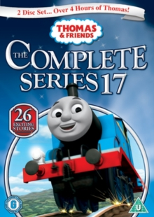 Thomas & Friends: The Complete Series 17, DVD DVD