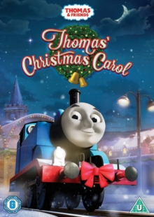 Thomas & Friends: Thomas' Christmas Carol, DVD DVD