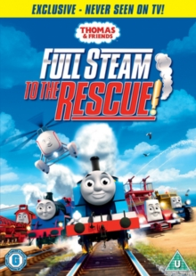 Thomas & Friends: Full Steam to the Rescue, DVD DVD