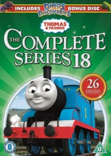 Thomas & Friends: The Complete Series 18, DVD DVD