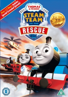 Thomas & Friends: Steam Team to the Rescue, DVD DVD
