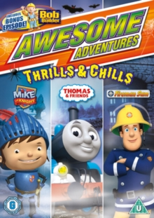 Awesome Adventures: Thrills and Chills, DVD  DVD