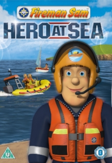 Fireman Sam: Hero at Sea, DVD  DVD