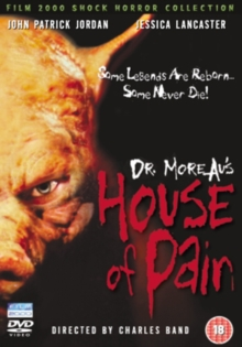 Dr Moreau's House of Pain, DVD  DVD